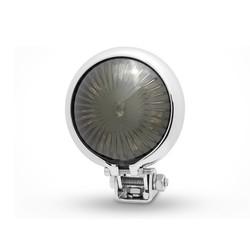 Smoke Tail Light LED Universal Chopper type Bates Style 2