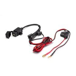 Universal 12V  Power supply (harness, USB)