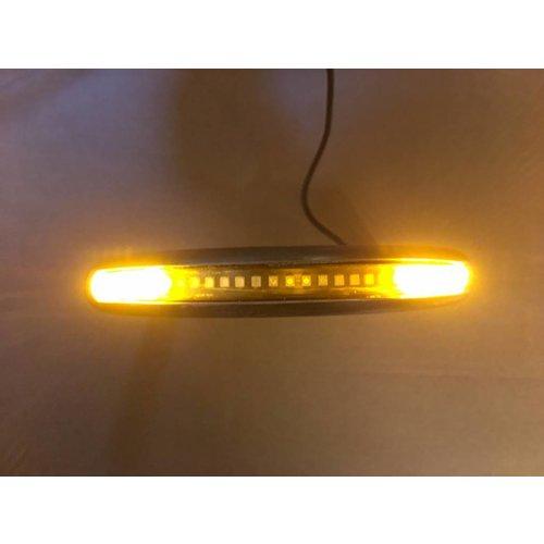 MCU 22MM LED-verlichting Hoop 180 Graden OD: 175MM