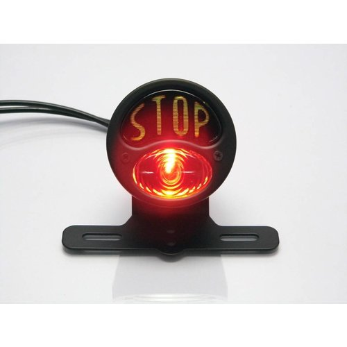 """Achterlicht Vintage """"Stop"""""""