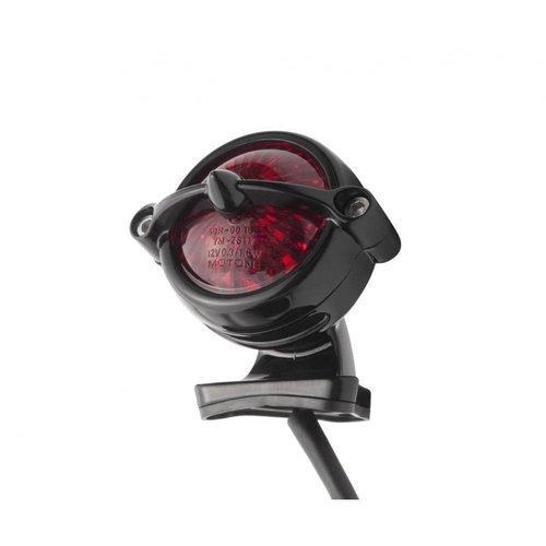 Motone Bel Air Brake / Rear Light Black