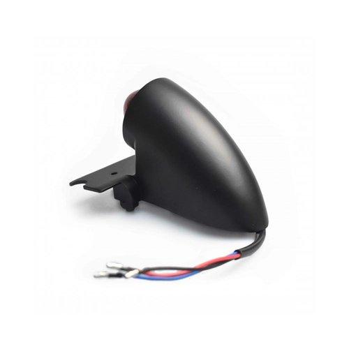 MCU Scrambler Style Achterlicht - Zwart