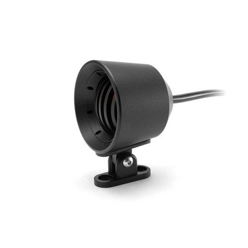 Matzwart  Bell Design Led-stop / achterlicht + grill