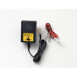 Acculader 12 Volt & 6 Volt UK PLUG/STEKKER