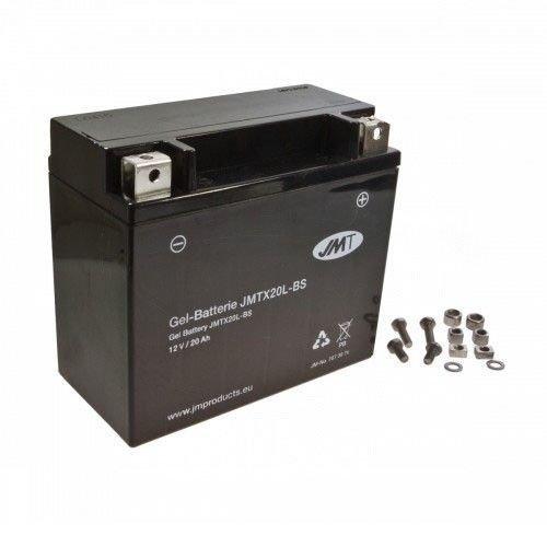 JMT JMTX20L-BS gel accu 12V / 20 ah
