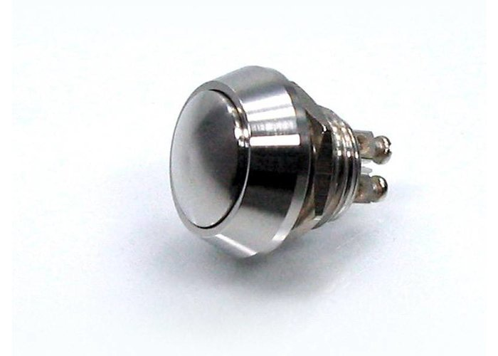 Motogadget Push Button M12 Stainless Steel