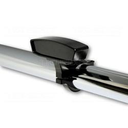 Témoins lumineux avec boîtier en aluminium CNC noir