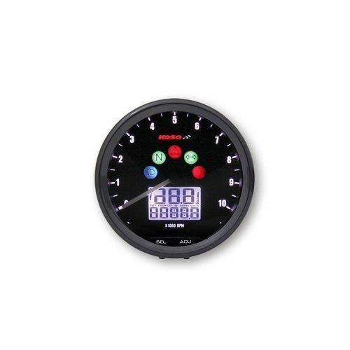 KOSO D64 Custom Style Multimeter