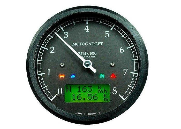 Motogadget Chronoclassic 10.000 RPM