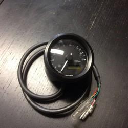48MM Velona Toerenteller Zwart 9.000 RPM
