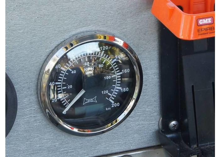 GPS Kilometerteller Inbouw 85MM Type 2