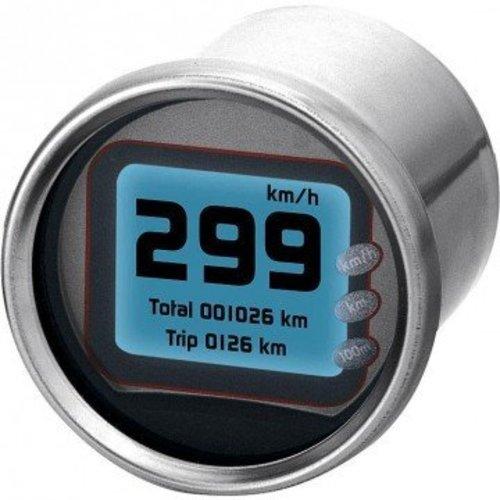 Digital speedometer with speed /ODO/trip display