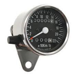 60MM Speedo Odometer 2: 1