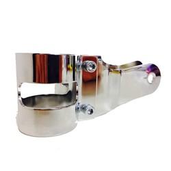 38-42mm Chrome Koplamp Steunen / Lamporen