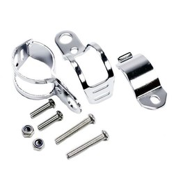 Chrome 32MM - 40MM Fork Clamps