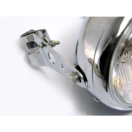 32mm - 40mm Chromen Koplamp Steunen