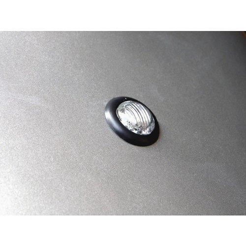 Amber 12V ronde mini knipperlicht