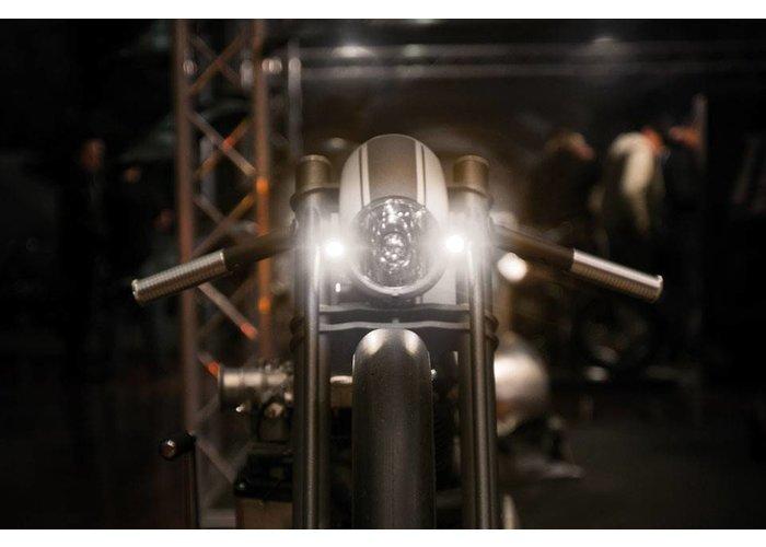 Kellermann Bullet Atto WL LED-knipperlicht  White