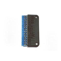 msp Breakout Box B (for indicators & temp)