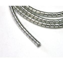 Serre-câble chromé 150CM x 6MM