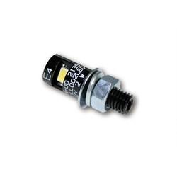 Lampe à LED antichoc pour plaque d'immatriculation