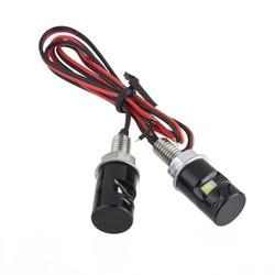 LED-Kennzeichen-Lichtschrauben