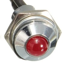 Light Red Indicator