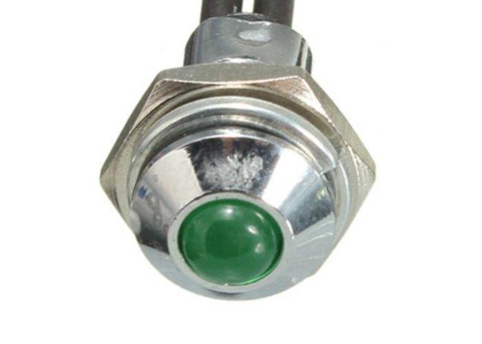 MCU Indicatie Lichtgroen