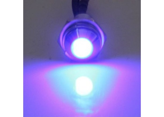 MCU Indicatie Lichtblauw