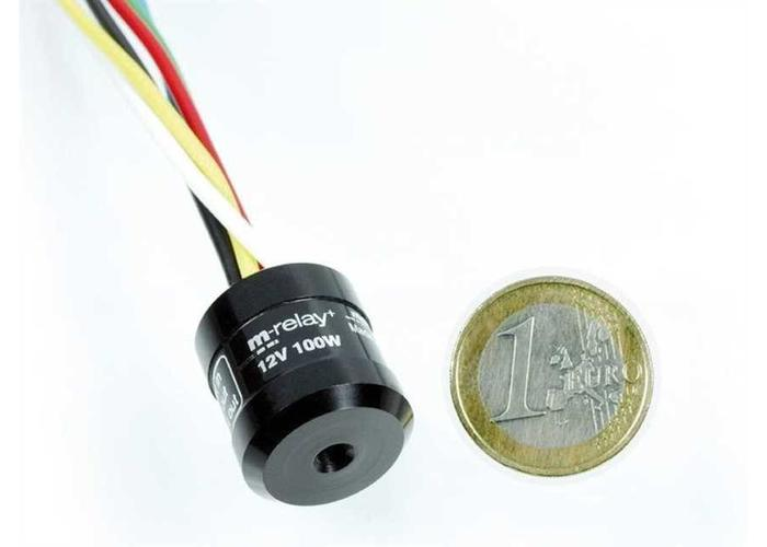 Motogadget M-Relay + Flasher Relay Voor Push Buttons