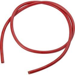 Cable d'allumage en silicone rouge 7MM x 100CM
