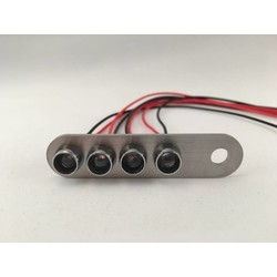 """Baton"" Type 4 Indicator Lights"