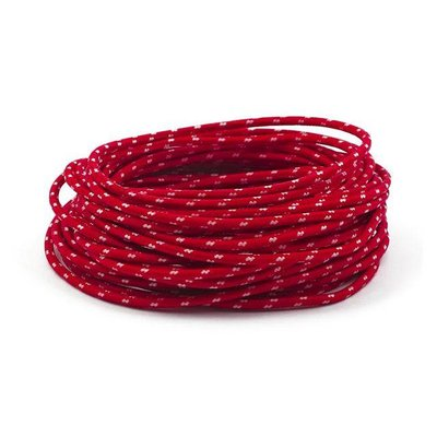 Custom Cable 3MM x 7500MM Red