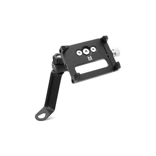Motorstuur & spiegelmontage Telefoonhouder Kit - Billet Aluminium