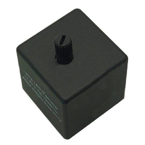 MCU Knipperlicht relais instelbaar