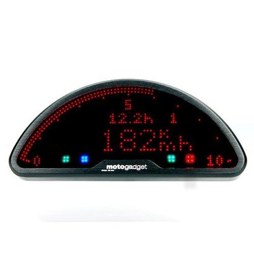 Motogadget Motoscope Pro Dashboard BMW R9T