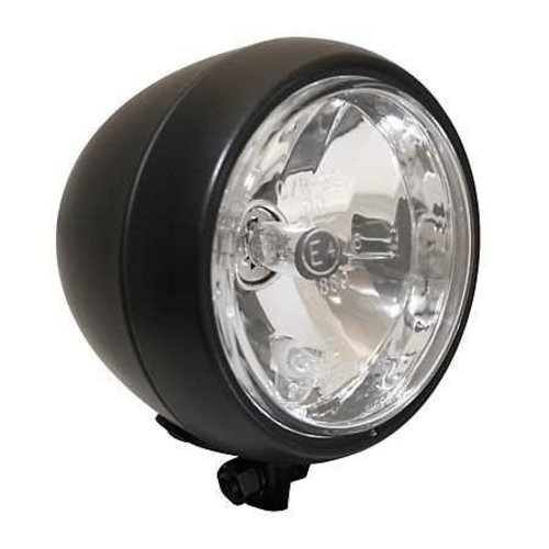 Shin Yo 100 MM Old school Chopper Koplamp Zwart