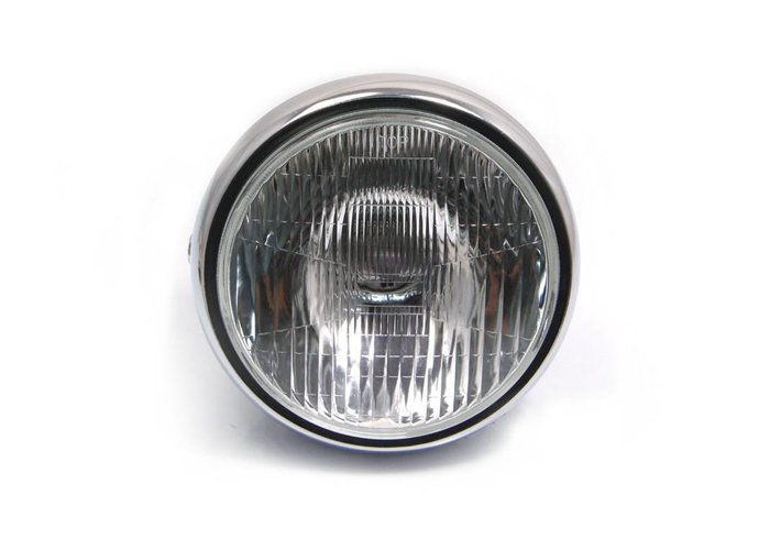 "6.75"" Chrome Classic Koplamp"