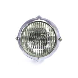 "5.5 ""Vintage Headlight Bottom Mount Polished"