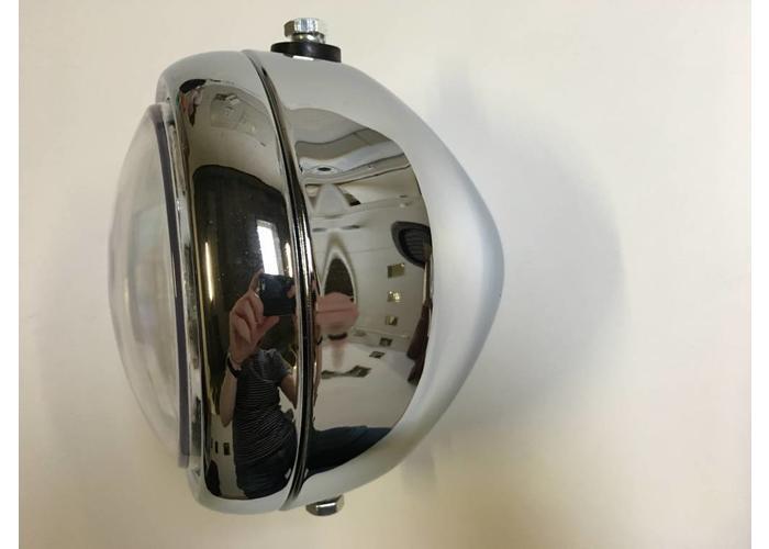 """6.75"""" Cyclops Koplamp Chrome"""