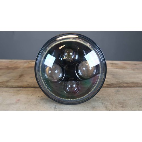 "7 ""LED Project Headlight Insert"