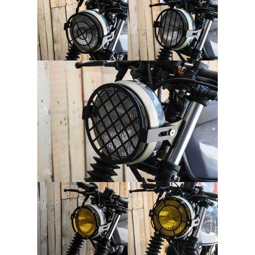 C.Racer Koplamp Scherm Bullseye