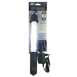 INSPECTION LAMP 25 LED CHARGEABLE + CHARGER 220V/12 V B/C