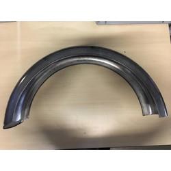 150mm Stahl Hardtail Fender