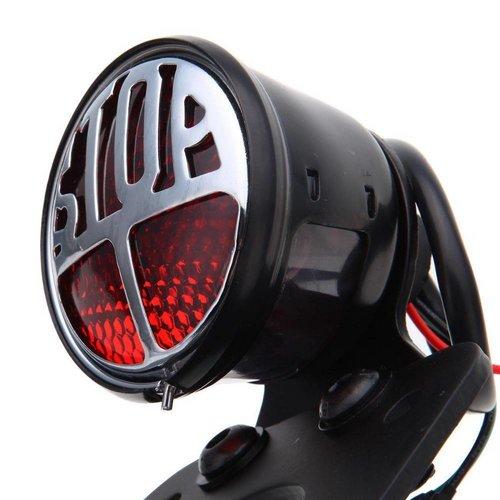 MCU Sidemount + Verlichting Type Miller Stop