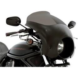 Bullet Stroomlijn HD V-Rod (VSRC) Zwart