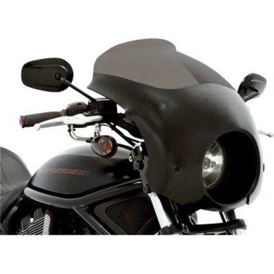 Memphis Shades  Bullet Fairing HD V-Rod (VSRC)  Black