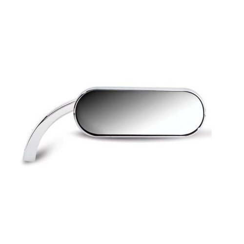 MCU Mini Oval Mirror Chrome