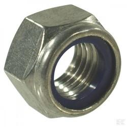 M6 Stainless Steel Lock Nut