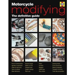 Reparatur Anleitung MOTORCYCLE MODIFYING